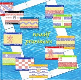 Themaboek nr 8 De twaalf provincies