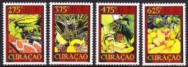 NVPH    79-82 Tropisch fruit Curaçao 2012 Postfris E-1714
