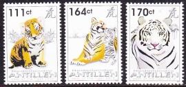 NVPH 1987-1989 Jaar van de Tijger Postfris  E-1767