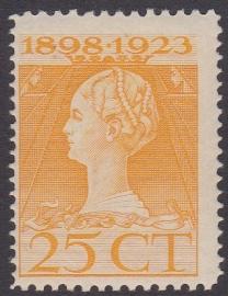 NVPH  126D Tanding  11x12,5  Ongebruikt  Cataloguswaarde 10,00  E-4651
