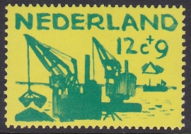 Plaatfout  725 PM  Postfris  Cataloguswaarde 38.00   E-2410