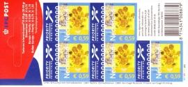 NVPH Va2140 MET HERSTELDE TEKST BLOEMEN IPV BOEMEN Postfris    A-0286