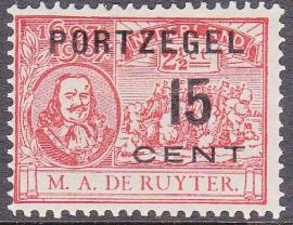 Plaatfout   89 P op Port 40 Ongebruikt Cataloguswaarde 45.00  E-5848