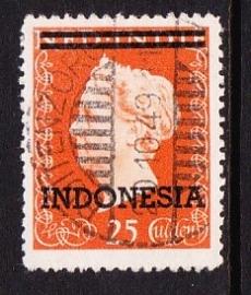 NVPH  361   Stempel Buitenzorg cataloguswaarde 71.00  E-2582