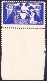 Plaatfout  134 PM Postfris Cataloguswaarde 160.00