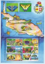 NVPH  468  Persoonlijke Postzegels Vlinders 2009 Postfris  A-0883