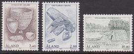Åland 1994 Mi: 88-90  Postfris / MNH  Cataloguswaarde: 8,50 E-4334