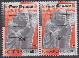 Plaatfout  1306 PM  Postfris  Cataloguswaarde 10,00  E-3978