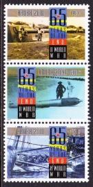 NVPH  444-446 65 jaar einde van de 2e wereldoorlog 2010 Postfris  E-1794
