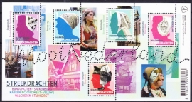NVPH 3065 Mooi Nederland Verzamelvel Postfris