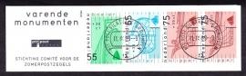 Postzegelboekje 39 Gestempeld (filatelie)