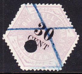 NVPH TG8 Telegram  Gebruikt    Cataloguswaarde 28,00