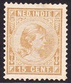 NVPH 25 Prinses Wilhelmina Ongebruikt cataloguswaarde: 25.00  E-2158