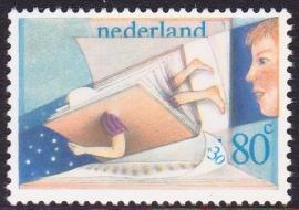 Plaatfout  1213 P   Postfris   Cataloguswaarde  8,00  E-5745