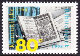 Plaatfout  1772 P   Postfris