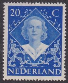 Plaatfout   507 P1  Postfris  Cataloguswaarde 20.00 E-3470