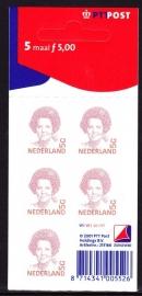V1501b Beatrix inversie Postfris
