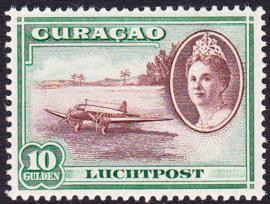 NVPH LP40  luchtpostzegels Ongebruikt Cataloguswaarde 65,00