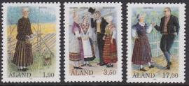 Åland 1993 Mi: 72-74  Postfris / MNH  Cataloguswaarde: 9,00 E-4330