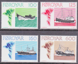 MI:  24-27  Schepen Postfris  E-0881