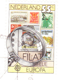 Plaatfout 1179 P op  speciale FDC cataloguswaarde 250,00