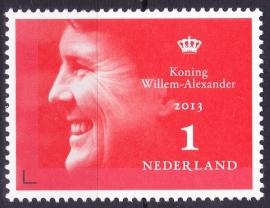 NVPH 3066 Koning Willem-Alexander Postfris  A-0496
