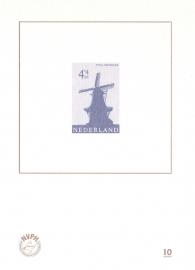 NVPH BD10 Blauwdruk  2013 Cataloguswaarde 5,00