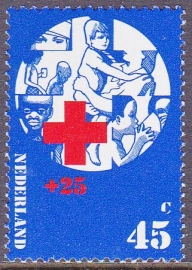 Plaatfout  1019 P   Postfris   Cataloguswaarde  30.00  E-5684