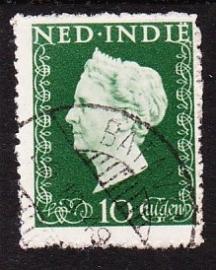 NVPH  345   Stempel Batavia cataloguswaarde 19.30 E-3662