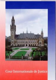 Compleet Supplement set Cour International de Justice D44-58 SCHAARS