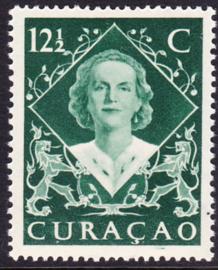 Curacao Plaatfout  199 P Postfris