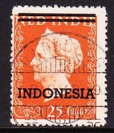 NVPH  361   Stempel Bandoeg cataloguswaarde 71.00 E-1447