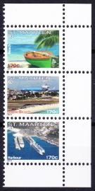 NVPH   41-43 Diverse voorstellingen Postfris  E-2726