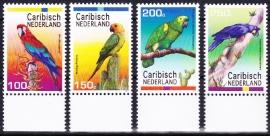 NVPH    27-30 Papegaaien Postfris A-0257