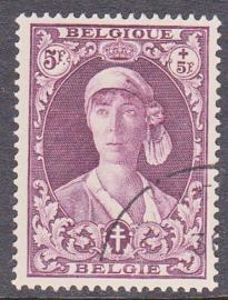 OBP  332 Tuberculose bestrijding 1931  Gebruikt / Used Cataloguswaarde: 62,50 E-0839
