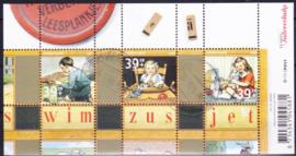 NVPH 2418 Zomerzegels 2006  Gebruikt (filatelie)  Cataloguswaarde 3.50  A-1779