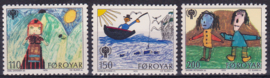 MI:  45-47   Kinderzegels 1979 Postfris  A-0697
