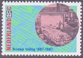 Plaatfout  1378 P1   Postfris    Cataloguswaarde  10.00  E-3458