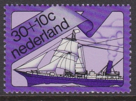 Plaatfout  1027 PM  Postfris  Cataloguswaarde 20.00  E-3694