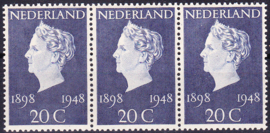 Plaatfout  505 PM  Postfris  Cataloguswaarde 50,00