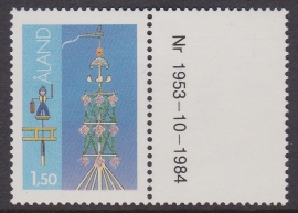 Åland 1985 Mi: 10  Postfris / MNH  Cataloguswaarde: 0,80 E-4305