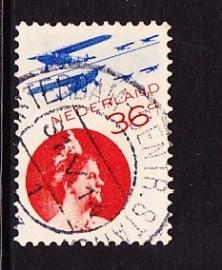 Luchtpost LP 9  gebruikt Cataloguswaarde  1.00 E-2991