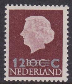 Plaatfout  712 PM3  Postfris  Cataloguswaarde 80.00   E-2409