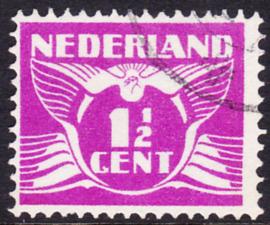 Plaatfout  171A P Gent ipv Cent gebruikt Cataloguswaarde 185.00