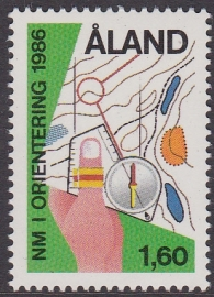 Åland 1986 Mi: 15  Postfris / MNH  Cataloguswaarde: 2,00 E-4308