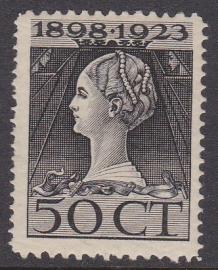 NVPH  128H Tanding  11,5 x 12,5  Ongebruikt  Cataloguswaarde 20,00  E-3800