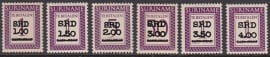 ZNB 7-12 Port overdrukken 2007 Cataloguswaarde 20,00  E-1033