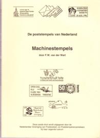 Catalogus Machinestempels door F.W. van der Ward