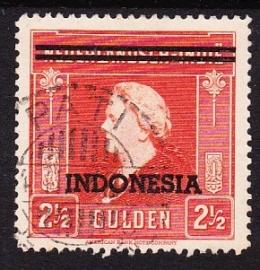 NVPH  359 Stempel Pati cataloguswaarde 12.00 E-0682