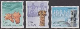 Åland 1986 Mi: 16-18  Postfris / MNH  Cataloguswaarde: 10,00 E-4309